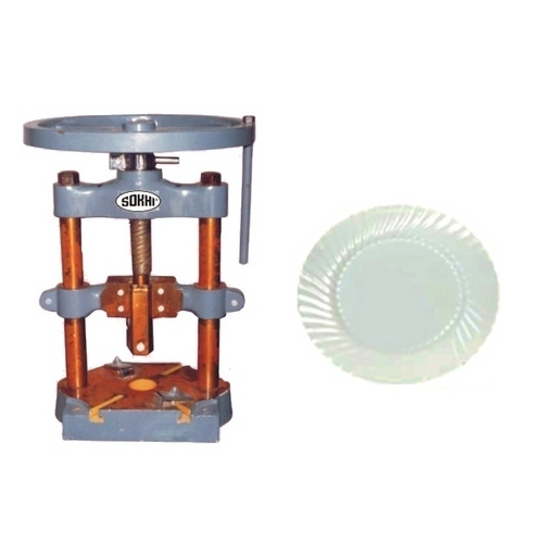 Exporter of Paper Plate Making Machine & Paper Plate Machine