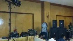 sound systems rental in india. Black Bedroom Furniture Sets. Home Design Ideas