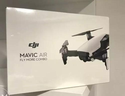 DJI Mavic Air Fly More Combo