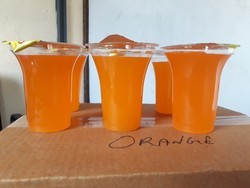 Plastic Transparent 200 Ml Juice Glass, For CONFECTIONERY STORES