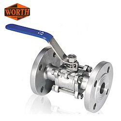 Investment Castings Ball Valve