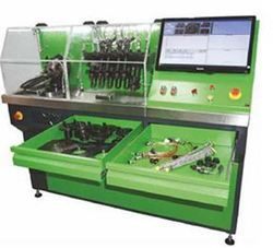 Universal Test Bench For Common Rail Injector And Pumps At