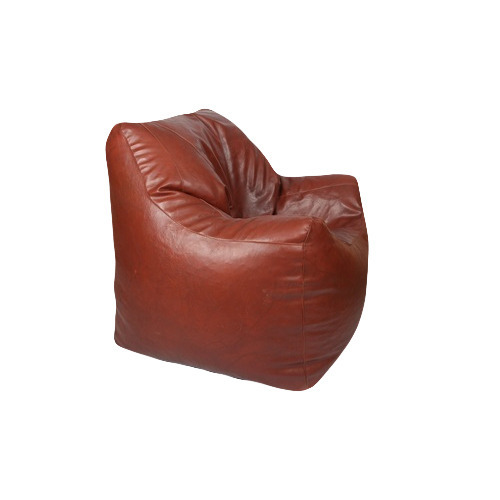 Stylish Bean Chair Chestnut Colour XXXL
