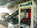 Ayush Semi Automatic Brick Making Machine