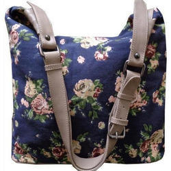 Ladies Printed Sling Bag