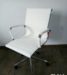 Leatherette Executive Office Revolving Chair