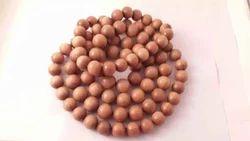 Sandalwood Brown Jewelry Bead