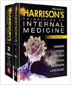 Harrison's Principles of Internal Medicine 19/E (Vol.1 & Vol Books