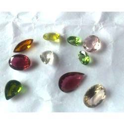 Tourmaline Multi Color Stone