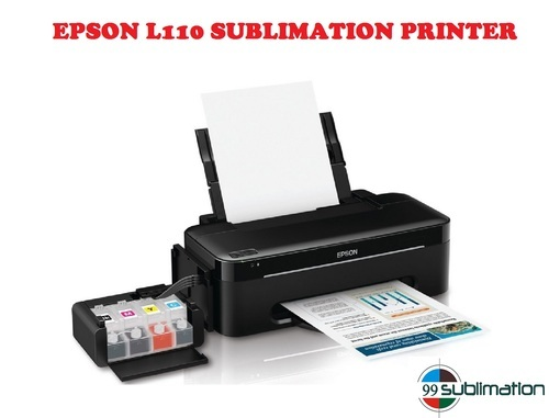 Epson L110 Sublimation In Built Ink Tank Printer