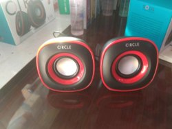 Mobile Wired Speaker