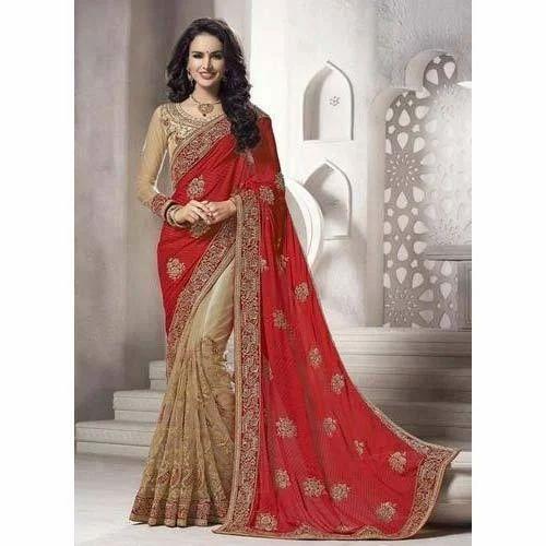 e5e0c8bfcd Designer Ladies Saree at Rs 5000 /piece | Designer Sarees | ID ...