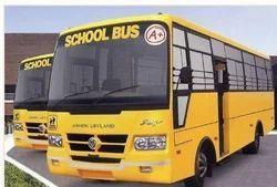 School Bus in Jalandhar, स्कूल बस, जालंधर