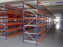 Mild Steel Blue Heavy Duty Warehouse Racks