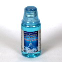 Fresh Gum Antiseptic Antiplaque Mouthwash