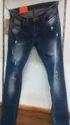 Girls Damage Jeans