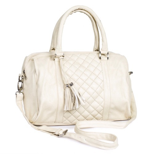 7655ff2094 White Ladies Hand Bag at Rs 575  piece(s)