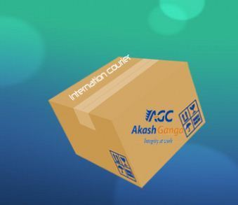 Akash Ganga Courier - Service Provider of Courier Services
