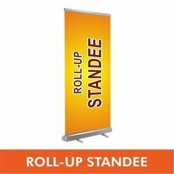 Promo Roll Up Standee