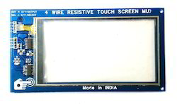 4 Wire Resistive Touch Screen Mux