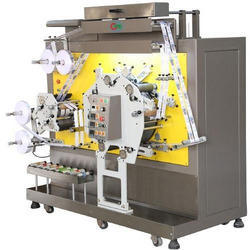 Flexographic Garment Label Printing Machine