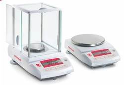 Precision Balance With High Resolution