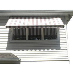 Fixed Window Awnings