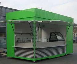 Modular Restaurant Container