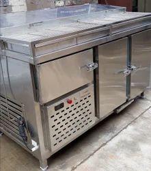 Pizza Makeline Refrigerator