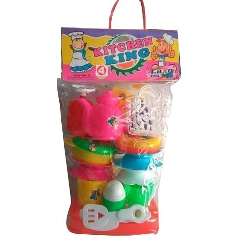 Kids Plastic Kitchen Set