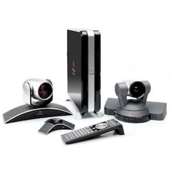 Video Conference with HDX 8000 Series