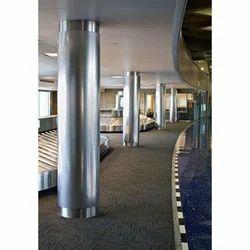 SS Column Cladding