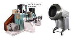 Automatic Soya Badi Making Machine U