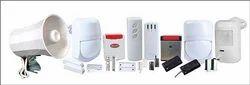 Spare Parts for Burglar Alarm System