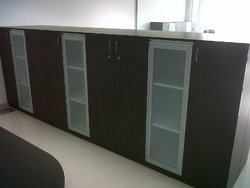 Basswood Standard File Cupboard, For Office