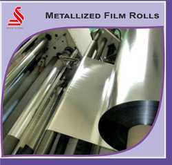 Metalized Films Rolls