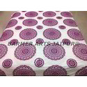 Cotton Suzani Chakar Para Bed Cover