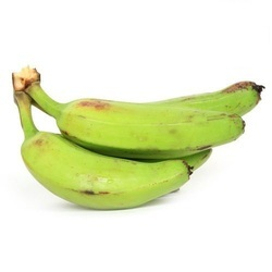 Raw Green Banana