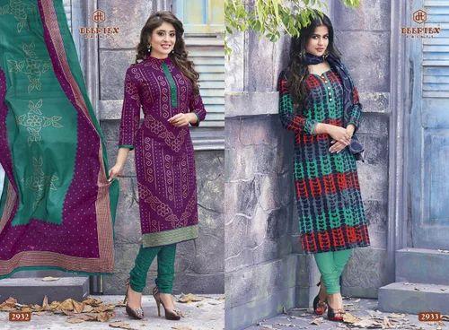 0d2386a26a Deeptex-missindia Cotton Dress Material at Rs 340 /piece | Cotton ...