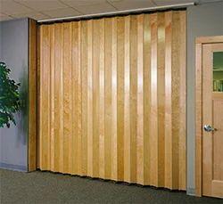 Folding Door Wooden Colour