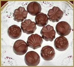 Plain Chocolate with Various Flavours
