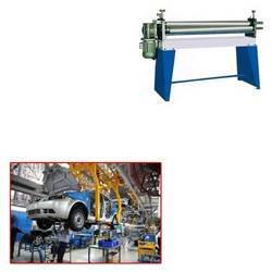 Sheet Rolling Machines for Automotive Industry