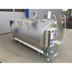 Milk Chilling Unit, Capacity: 200 To 2000