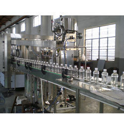 Commercial Water Bottling Machine