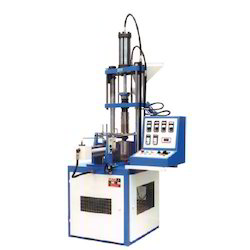 Vertical Plunger Injection Moulding Machine