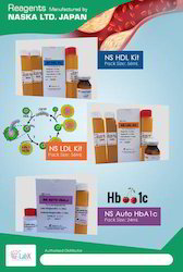 NASKA - Specialty Reagents - HDL, LDL & HbA1C