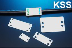 Marker Plate - Cable Tie