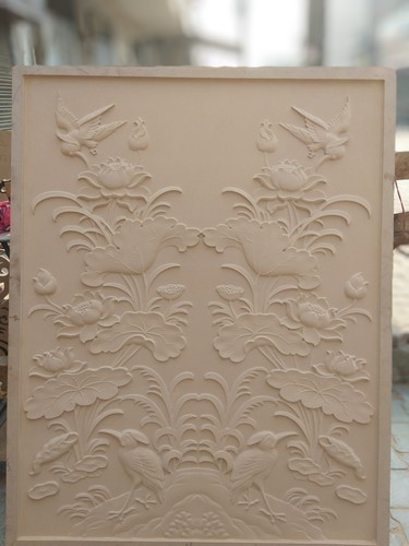 Color Mdf 3d Wall Panel