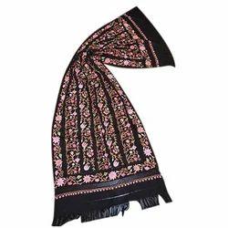Tarkashi Cutwork Embroidery Scarves