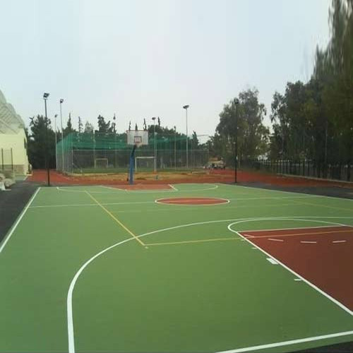 Sports Flooring Systems Qld Pty Ltd: Acrylic Surfaces Manufacturer